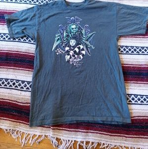Beetlejuice Graphic Tee